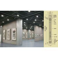厂家供应福建展览厅/民览室活动门/65#三聚氰胺板/适用于办公室/会议室