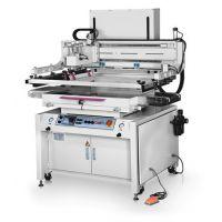 深圳丝印机厂家3050电动丝印机东莞优彩平面丝网印刷机