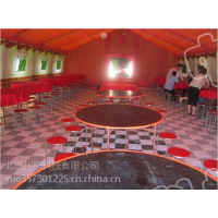 供应动房牌单层帐事宴充气帐篷 陕西榆林婚宴、充气婚宴帐篷可定制