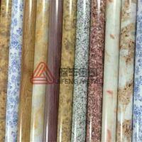 304不锈钢木纹装饰管、高温热转印工艺、仿红木 大理石等装饰制品订制