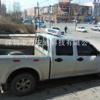 高速路政皮卡车LED电子屏 P12.5超大字巡逻车警示屏 厂家专业生产