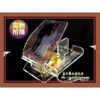 厂价批发创意生日礼物水晶玻璃小钢琴个性定制照片