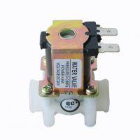 净水器进水电磁阀 螺纹电磁阀  纯水机专用 二分内扣螺纹
