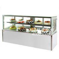 广州什么牌子蛋糕店展示柜好/蛋糕店专用展示冷柜
