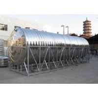 陕西汉中镀锌钢板水箱 汉中不锈钢水箱 RJ-DS564