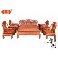 红木家具沙发价格、全实木家具图、客厅家具