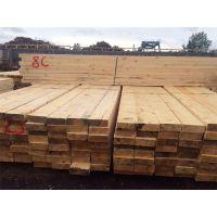 专业供应木龙骨 枕木大木方 俄罗斯枕木建筑木方