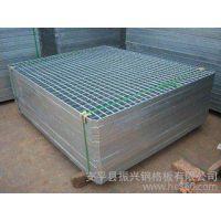 水沟盖钢格栅板 热镀锌钢格栅板价格 山东钢格栅板价格