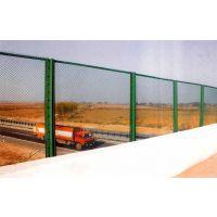 湖北大型高铁延长线工程安全隔离栏指定厂家高铁栅栏高铁防护网价