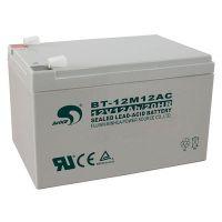 赛特蓄电池BT-12M14AC蓄电池专用蓄电池12V14Ah/20hr/电动车电瓶