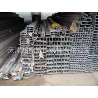 现货实拍 大直径薄壁铝方管 100*100*2铝方管 铝方矩管 铝方通