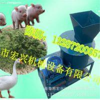 立式青料饲料机 养殖场专用打浆机  绿色环保饲料加工机