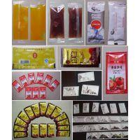 厂家直销DXDL-240上海惠河牌小袋蜂蜜全自动膏体包装机 果酱自动包装设备