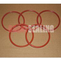 专业生产全包氟O形圈 FEP 全包覆氟橡胶O型圈