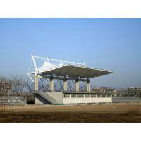 郑州膜结构体育馆 体育馆顶棚造型 遮阳棚