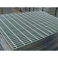 生产销售:热镀锌钢格板/钢格板安装夹/楼梯踏步板/
