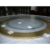 电动转盘/电动餐桌/电动钢支架/玻璃转盘