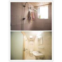 株洲泥巴公社装饰:旧房改造装修卫生间不容忽视的细节
