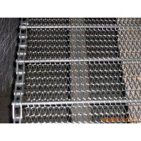 广州供应304不锈钢输送带金属链条 螺旋型 耐高温 流水线传送带