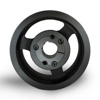 采购锥套皮带轮spz224-06选无锡帛扬皮带轮厂