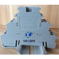 DIKD1.5三层传感器接线端子,深圳供应希捷接线端子排子