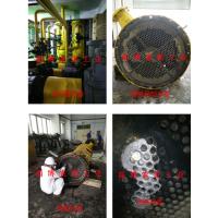 广西索雷工业修复管板腐蚀