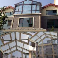 供应无锡休闲阳光房效果图 别墅阳光房工程造价 玻璃阳光房设计