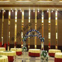 创意产品 内蒙古宴会厅新型隔断 巴彦淖尔盟隔音墙吊轮 屏风配件