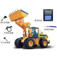 铲车用的电子秤,30-100吨电子秤价格,鑫仓装载机电子秤厂家