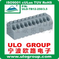 供应弹簧式接线端子 250-3.5 厂家直销 宁波欧路电子 ULO