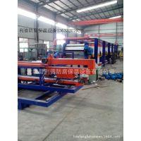 聚氨酯保温板生产设备-18米层压机 切割机