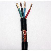 信号控制电缆线 RVVP4芯1.5平方控制线 国标屏蔽线 厂家批发