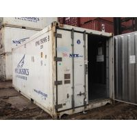专业制冷二手冷藏箱集装箱,冷冻柜旧保温冷藏箱价格,温控保温车厢,车载冷链恒温集装箱