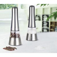 Electric pepper & salt mill