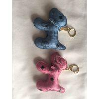 跃达玩具厂 可爱卡通小马钥匙链 新款钥匙圈 女包包挂件