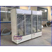 把手玻璃门冷冻展示柜 苏州超市水饺速冻柜价格 佳伯冰冻海鲜冷藏柜