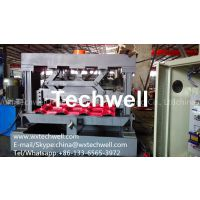 Color Steel Glazed Tile Roll Forming Machine