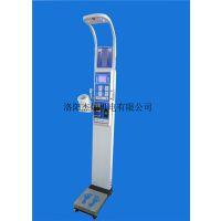 河北武汉杰灿JC-900超声波人体体检秤可测血压脂肪