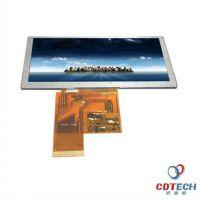 4.6寸TFT液晶屏 LCM模组 显示屏 长条形 液晶模块 lcd