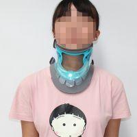 颈托支具 颈椎牵引器 颈部高档颈托 医用颈部支具 颈椎矫形器
