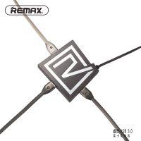 REMAX 睿典USB3.0分线器高速扩展接口笔记本电脑一拖四hub多功能集线器
