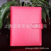 精装活页笔记本、商务记事本可定制各类本子