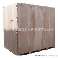 石湾混搭销售东莞熏蒸胶合木箱,东莞消毒出口木箱