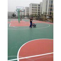 佛山硅pu篮球场厂家、广州帝森 硅pu(图)、广东硅pu篮球场地坪