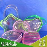 厂家生产透明pvc礼品袋 手提pvc塑料礼品袋 量多优惠
