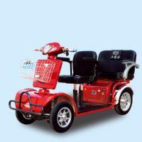 厂家直销供应小巴士老年休闲代步电动四轮车