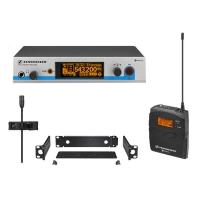 SENNHEISER/森海塞尔EW512G3 领夹式无线麦克风话筒