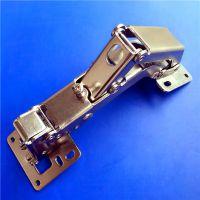 BENO沘诺170度明装桥式铰链盖35门厚大角度大型铰链免开孔40板厚门自关铰合页