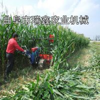 艾草收割机的批发 小麦割晒机的价格 养殖牧草收割机