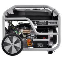 5kw单相电启动汽油发电机